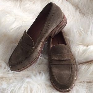 Madewell Suede Loafers - Elinor - $158